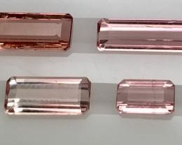 5.55Crt Tourmaline Parcel Faceted Gemstone (R 196)