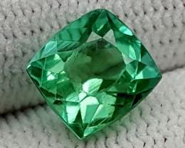 3.60CT GREEN SPODUMENE  BEST QUALITY GEMSTONE IGC462