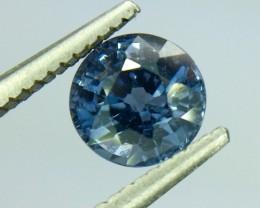 1.07 Crt Natural Spinel Blue Faceted Gemstone (MG 09)