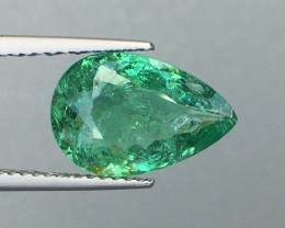 Certified 3.91 Cts Paraiba Tourmaline Attractive Higher Color ~ Mozambique