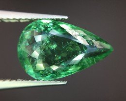 Certified 4.71 Cts Paraiba Tourmaline Attractive Higher Color ~ Mozambique
