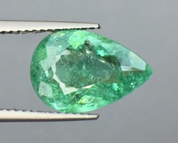Certified 4.86 Cts Paraiba Tourmaline Attractive Higher Color ~ Mozambique