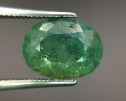 Certified 5.15 Cts Paraiba Tourmaline Attractive Higher Color ~ Mozambique