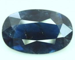 No Reserve - 3.60 cts Oval Cut Blue Afghan Tourmaline Gemstone