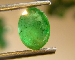 1.08cts  Emerald , 100% Natural Gemstone