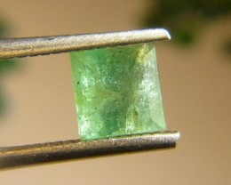 1.39cts  Emerald , 100% Natural Gemstone