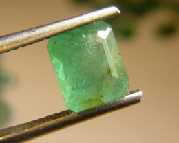 1.98cts  Emerald , 100% Natural Gemstone