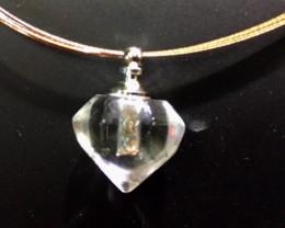 Outer Space Gemstones  pendant & necklace  SU 1523