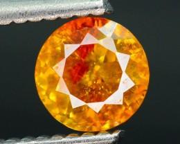 Rare 1.12 ct Sphalerite Great Dispersion Spain SKU 4
