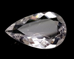 9.65 CT RARE POLLUCITE COLLECTORS GEMS IGCRPOL02