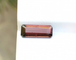 3.20 Ct Natural Transparent Pinkish Orange Tourmaline Gem
