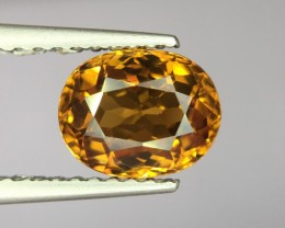 1.60 Cts Stylish Top New Rare Untreated Mali Garnet Pk29
