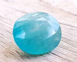 8.20 Ct Natural Sky Blue Rare Grandidierite Gemstone