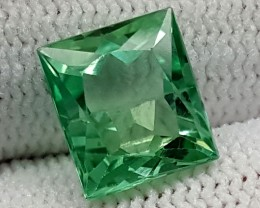 3.80CT GREEN SPODUMENE BEST QUALITY GEMSTONE IGC464