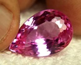 11.95 Carat Azotic Pink Topaz - Cool