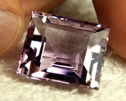 34.58 Ct. Natural Brazilian VVS Amethyst - Gorgeous