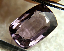 3.13 Carat Purple VS/SI Spinel - Beautiful