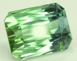 11 .85 cts Super Quality Bi - Color Afghan Tourmaline Gemstone From Afghani