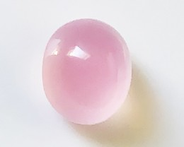 9.97ct Soft Pink South African Rose Quartz Gem  No reserve