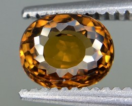 1.02 Crt Andradite Garnet  Faceted Gemstone (R 198)