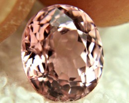 2.22 Carat Pink African VVS/ VS Tourmaline - Gorgeous