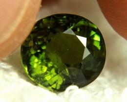 4.78 Carat African Green SI Tourmaline  - Gorgeous