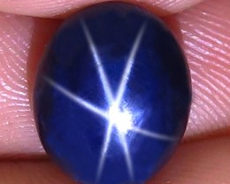 5.86 Carat Southeast Asian Star Sapphire - Gorgeous