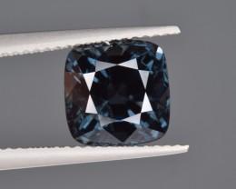 Rare Blue Cobalt Spinel 3.86 Cts