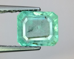 1.79 Cts Panjshir Emerald Excellent Cut ~ Afghanistan