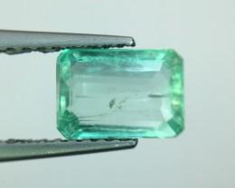 1.49 Cts Panjshir Emerald Excellent Cut ~ Afghanistan