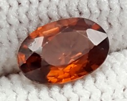 0.90CT IMPERIAL ZIRCON BEST QUALITY GEMSTONE IGC465