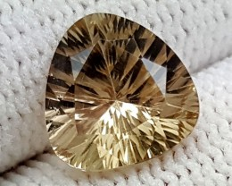2.45CT CITRINE FANCY CUT BEST QUALITY GEMSTONE IGC465