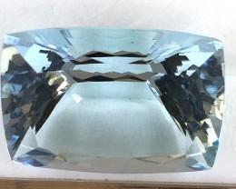 18.54 Carat Emerald Nice Aquamarine