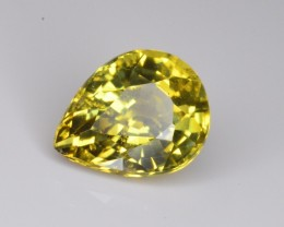 1 Ct Amazing Color Natural Chrysoberyl Gemstone