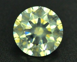 """Gil certifed 1.04 ct Si1 Clarity Natural Diamond """"L"""" Color"""