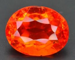 Rarest 1.0 ct  Mexican Fire opal