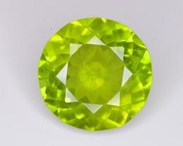 5.30 ct Top Color Green Peridot~ Pakistan