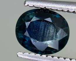 0.87 Crt GIL Certified Sapphire Faceted Gemstone (R 199)
