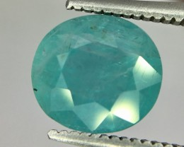 1.80 Crt Rare Grandidierite Faceted Gemstone (R 199)