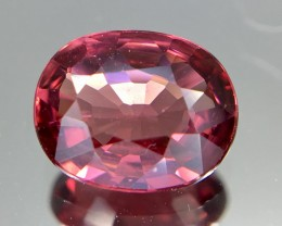 1.05 Crt Rhodolite Garnet Faceted Gemstone (R 199)