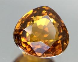 0.75 Crt Andradite Garnet Faceted Gemstone (R 199)