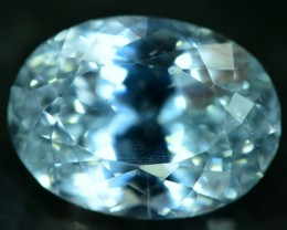 No Reserve - 19.15 cts  FL Natural Aqua Color Kunzite Gemstone from Pakista