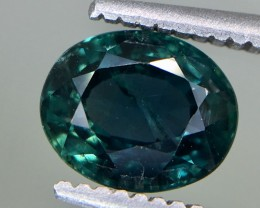 1.32 Crt GIL Certified Unheated Sapphire Faceted Gemstone