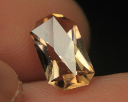 Honey Color Topaz Top Lusterfrom Pakistan