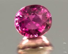 Pink Tourmaline 1.87 ct Mozambique GPC Lab