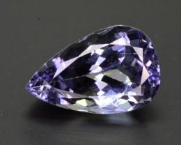 3.285 Ct Superb Color Natural Tanzanite
