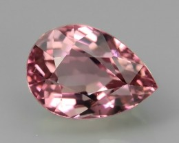 1.87 CTS GENUINE NATURAL ULTRA RARE-TOP PINK-COLOR TOURMALINE NR!