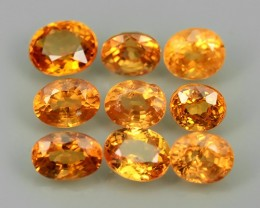4.40 CTS EXQUISITE NATURAL  Excellent FANTA COLUR SPESSARTITE NR!!