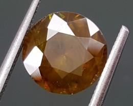 2.55Crt Sphene  Best Grade Gemstones JI 68