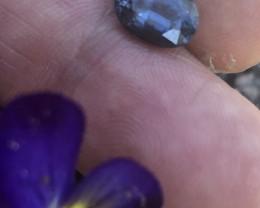 2.10 ct Sri Lankan color change spinel.